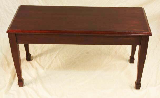 custom piano bench antique piano restoration llc piano restoration antique piano for sale. Black Bedroom Furniture Sets. Home Design Ideas